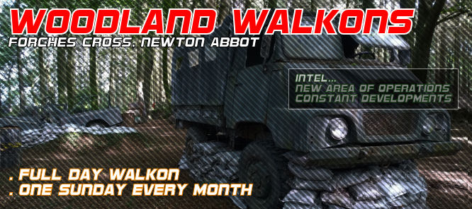 Airsoft Walkons in Newton Abbot